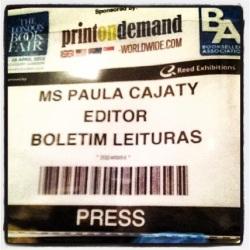 badge LBF 2012